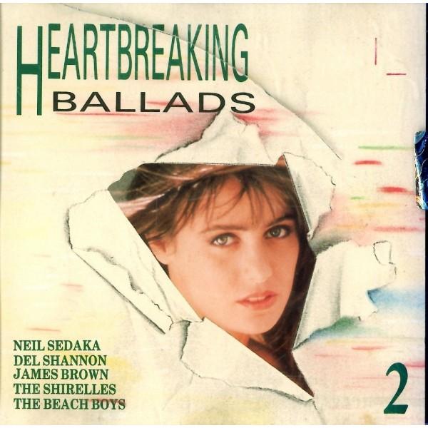 CD Heartbreaking- ballads 2 357431658467