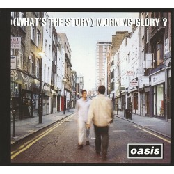 CD OASIS (WHAT'S THE STORY)...