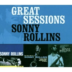CD Sonny Rollins – Great...
