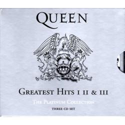 CD Queen Greatest Hits I II...
