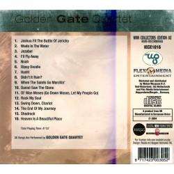 CD collectors edition Golden Gate Quartet 8717423003052