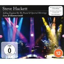 CD STEVE HACKETT Selling...