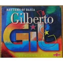CD Gilberto Gil - Rhythms...