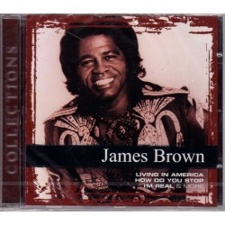 CD JAMES BROWN Collections...