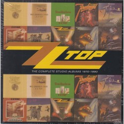 CD ZZ TOP - THE COMPLETE...
