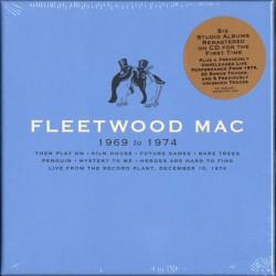 CD FLEETWOOD MAC 1969-1974...