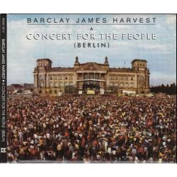 CD BARCLAY JAMES HARVEST-...