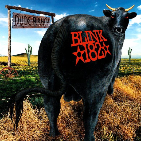 CD Blink182- Dude Ranch NON SIGILLATO 008811162429