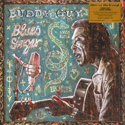 LP BUDDY GUY - BLUES SINGER...