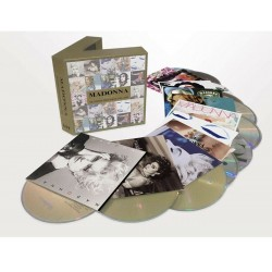 CD MADONNA THE COMPLETE...