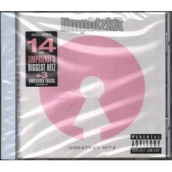 CD Limp Bizkit - Greatest...