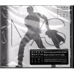 CD Ricky Martin- musica...