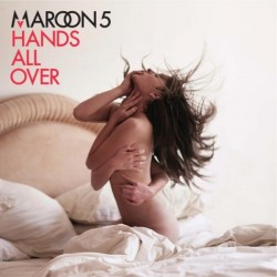 CD Maroon 5- hands all over 602527808055