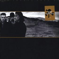 LP U2 THE JOSHUA TREE...