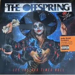 LP THE OFFSPRING - LET THE...