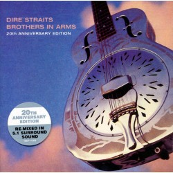 CD Dire Straits Brothers in...