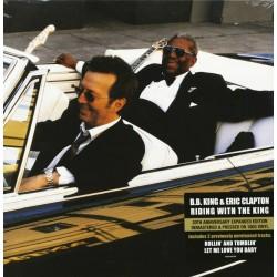 LP ERIC CLAPTON & B.B. KING...