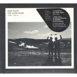 CD PINK FLOYD THE LATER...