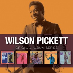CD WILSON PICKETT ORIGINAL...