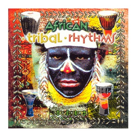 CD African Tribal Rhythms 5033606006720