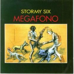 CD STORMY SIX - MEGAFONO:...