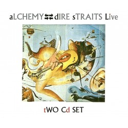 CD DIRE STRAITS ALCHEMY...