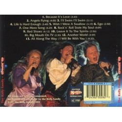 CD The Kelly Family- growin'up 724382302926