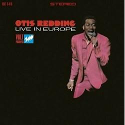 CD LIVE IN EUROPE OTIS...