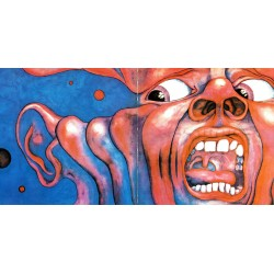 LP King Crimson ‎– In The Court Of The Crimson King (album) 633367911117