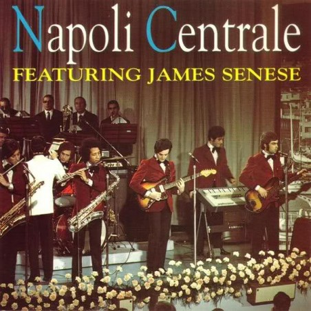 CD Napoli Centrale featuring James Senese 8015670041552