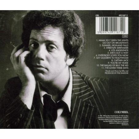 CD Billy Joel- songs in the attic 5099749118720