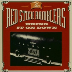 CD Red Stick Ramblers- bring it on down 829862000825