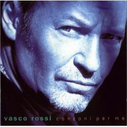 CD Vasco Rossi- canzoni per me