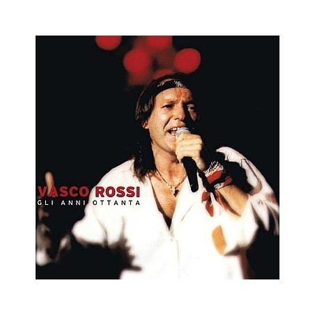 CD Vasco Rossi- gli anni ottanta 886971911121