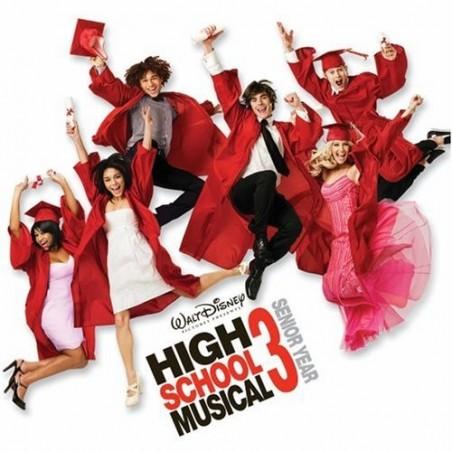 CD High School Musical 3 CD+DVD 5099924285308