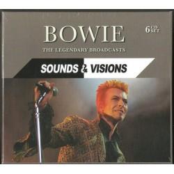 CD DAVID BOWIE Sounds &...