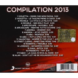 CD X Factor compilation 2013 888430193321