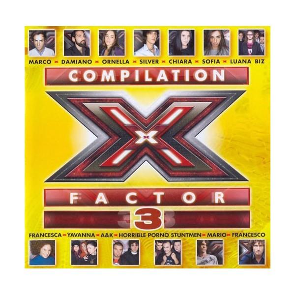 CD X Factor 3 compilation 886976050429