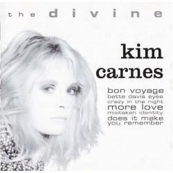 CD Kim Carnes- the divine