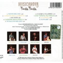CD Eugenio Bennato Carlo d'Angiò musicanova festa festa 8031274005097