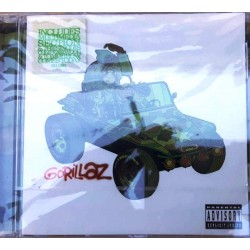 CD Gorillaz-Gorillaz...