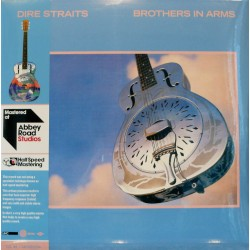 copy of LP DIRE STRAITS...