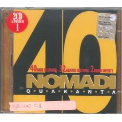CD NOMADI40 5050466579621