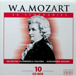 Mozart 46 Symphonies