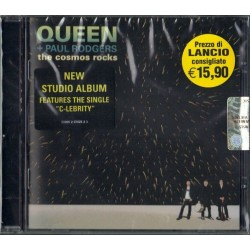 CD Queen+Paul Rodgers- the...