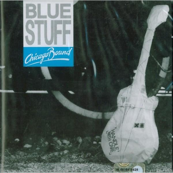 CD Blue Stuff- chicago bound