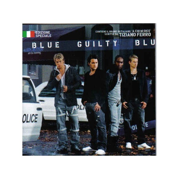 CD Blue-Guilty