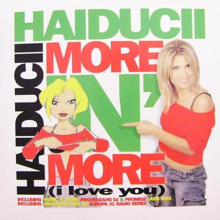 CDs Haiducii- more n more singolo