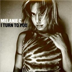CDs Melanie C- i turn to you singolo