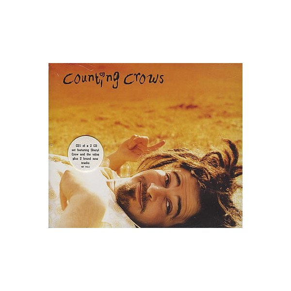 CDs Counting Crows- american girls singolo